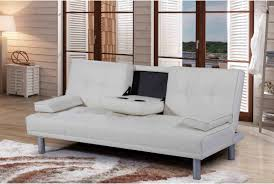 White Sofa Bed What To Consider When You Shop For Leather Sofa Beds