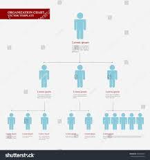 corporate organization chart template drawing illustration moen