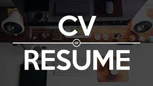 Whats The Difference Between Cv And Resume What Is The Difference Between A Cv And A Resume Fhm Ph