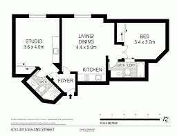 Floor Plans Brisbane 4014 4015 255 Ann Street Brisbane City Qld 4000 For Sale