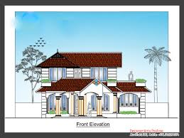 2 000 Square Feet by 861 Square Feet 2 Bedroom Single Floor Low Budget Home Design And