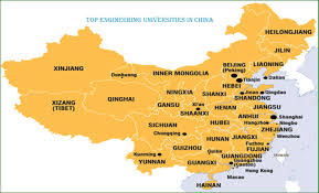 Harbin China Map by Top Engineering Universities In Chinaouredu Blog Exam Coaching