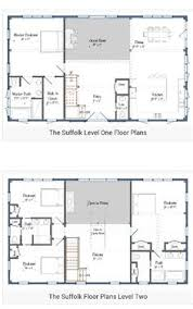 one story home floor plans barn plans one story homes homepeek