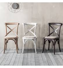 Bentwood Dining Chair The Cafe Chair Cross Back Bentwood Dining With Upholstered Regard