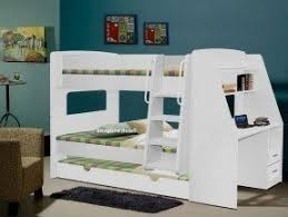 trundle bed with desk foter