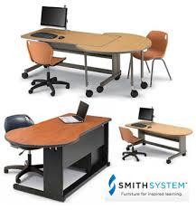 smith system desk all acrobat teacher desks by smith system options desks