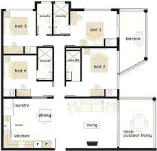 3 bedroom house plans with basement 4 bedroom 3 bath house plans 4 bedroom house plans indian style 4