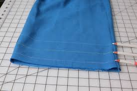 How To Do Blind Hem Stitch By Hand Tutorial How To Sew A Blind Hem Colette Blog