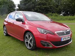 peugeot pink the motoring world tmw the peugeot 308 gt line two cars in one