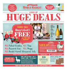 world market black friday 2017 ads deals and sales