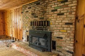 Remove Brick Fireplace by Mortar Wash Brick Fireplace Tutorial U0026 Cottage Flip Update Jenna