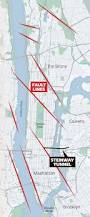 New York City Marathon Map by New York City Is Overdue For A Major Earthquake New York Post