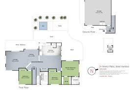 The Amery Floor Plan 24 Amery Place West Harbour Barfoot U0026 Thompson