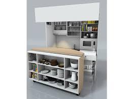 table de cuisine haute avec rangement table haute cuisine avec rangement maison design bahbe com