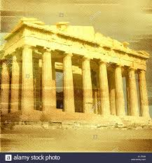 parthenon drawing stock photos u0026 parthenon drawing stock images