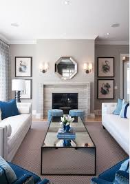 Best  Navy Blue And Grey Living Room Ideas On Pinterest - Living room decoration designs