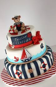 nautical baby shower cakes 618 best nautical cakes images on nautical cake