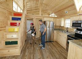 tiny homes a big time draw for many prospective buyers home