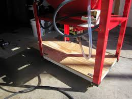 harbor freight sand blast cabinet upgrades how to turn a cheapo hf blast cabinet into a pretty good tool the