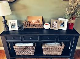 How To Decorate A Table How To Decorate A Sofa Table And The Number One Accessory That Is