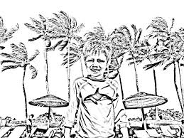 turn picture into coloring page photoshop ideal how to make a