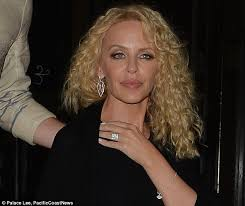 husbands permed hair why kylie minogue s new perm hairstyle conjures up embarrassing