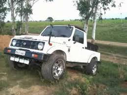 gypsy jeep gypsy king 4x4 fun youtube