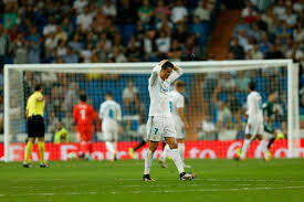 Laliga Table La Liga Cristiano Ronaldo U0027s Return Ruined As Betis Stun Madrid At