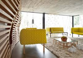 curved wood wall wall decoration for contemporary house