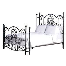 corsican iron blue bird vintage metal bed free shipping today