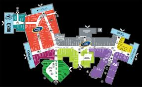 Orlando Premium Outlets Map by Cxi U2022 Orlando U0027s Currency Exchange U2022 The Florida Mall And The