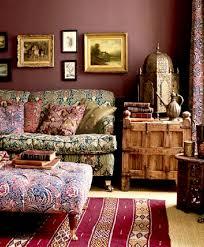 hippie inspired living room fiona andersen