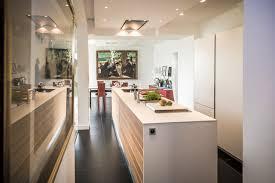 coffrage cuisine fabuleux contemporain cuisine hotte encastrée avec cuisine