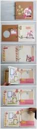 Diy Scrapbook Album Clear Colours Mini Album Mom U2026 Pinteres U2026