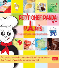 recette de cuisine petit chef petit chef panda livre de cuisine pour enfant livre patisserie