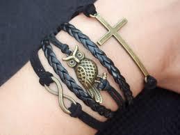braided bracelet with charms images Handmade diy bracelets website http www etsy jpg