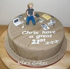 21st birthday cake ideas for men pictures to pin on pinterest