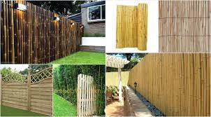 fencing backyard fence ideas