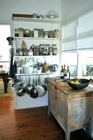 wall mounted kitchen shelves hanging kitchen storage tiny house kitchen inspiration love open