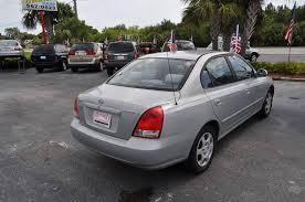 2003 hyundai elantra problems 2003 hyundai elantra gls 4dr sedan in vero fl stepanek s