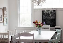 diy striped dining room table restless arrow