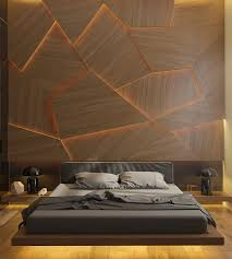 geometric wood wall 25 geometric home décor ideas you will