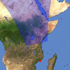 africa map great rift valley views of the earth the great rift valley