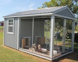 dog kennels overholt metal sales