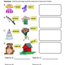 pictures on printable canadian money worksheets wedding ideas