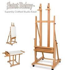wood studio remy multi angle wood studio easel jerry s artarama