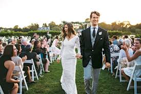 What To Wear To Backyard Wedding Real Wedding Album Jena And Tommy Wolfe