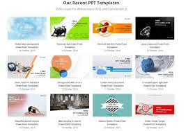 Resume Powerpoint Template Great Powerpoint Template 28 Images Impressive Powerpoint