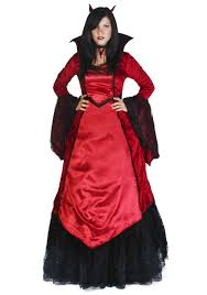 deluxe devil temptress costume