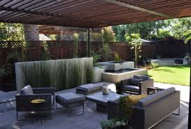 How To Create A Modern Rustic Backyard - Modern backyard designs